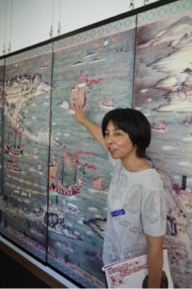 王国から現代、琉球からアジアへ/浦添市美術館第ギャラリートークの写真5