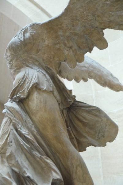 パリの漆たち① ルーブル美術館の写真4
