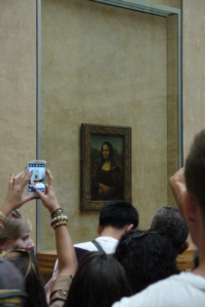 パリの漆たち① ルーブル美術館の写真2