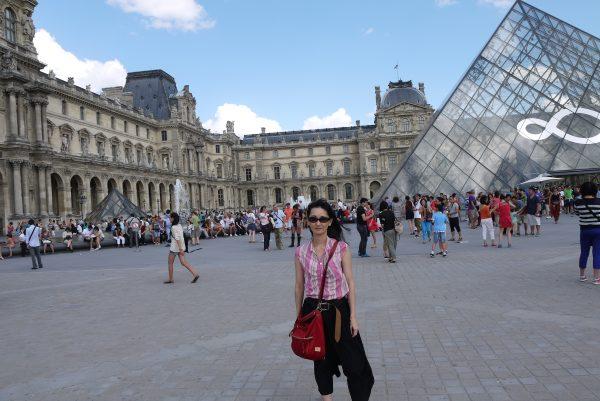 パリの漆たち① ルーブル美術館の写真6
