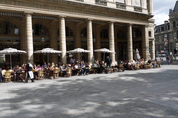パリの漆たち① ルーブル美術館の写真7