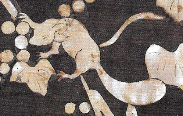 意外とユルい?!     琉球漆器ゆるキャラシリーズ①の写真3