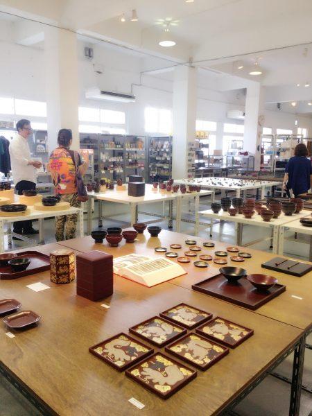 沖縄の漆器 − 角萬漆器と木漆工とけし – 11月29日までの写真6