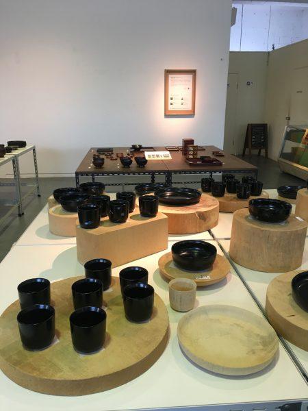 沖縄の漆器 − 角萬漆器と木漆工とけし – 11月29日までの写真5