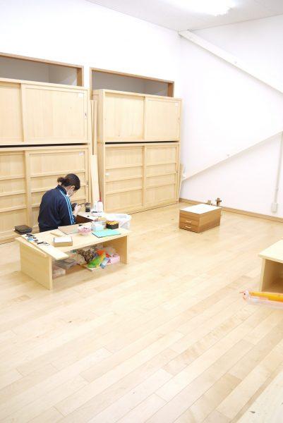 卒業制作佳境です!    沖縄県立芸大4年生レポの写真3