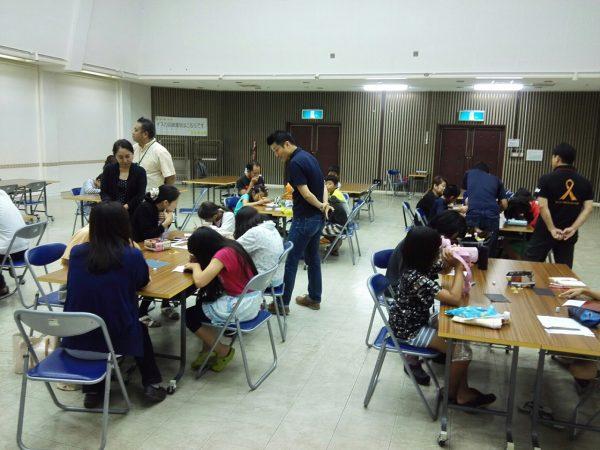 盛況!うるし体験講座/宜野湾市中央公民館の写真4