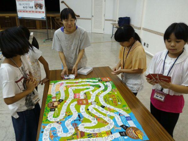 盛況!うるし体験講座/宜野湾市中央公民館の写真9
