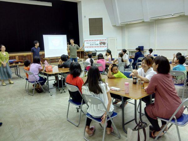 盛況!うるし体験講座/宜野湾市中央公民館の写真10