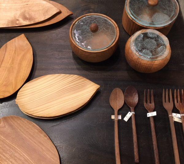 木と漆の夫婦展/工房ぬりトン個展の写真4
