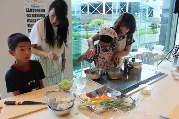 おきなわ漆week!/親子琉球料理教室編の写真7