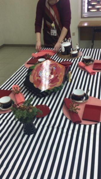 琉球王朝とうるしの世界/沈金&テーブル講座の写真7
